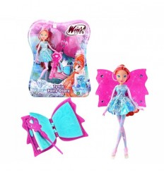Winx Poupée Tynix Bloom Fée Journal