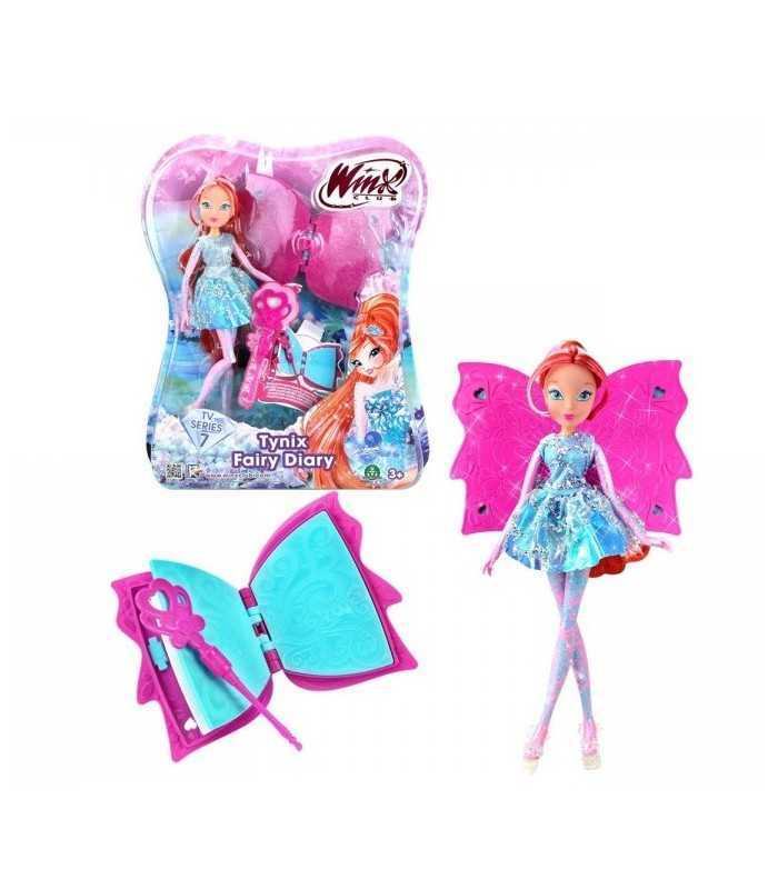 Winx Doll Tynix Bloom Fairy Diary Giochi Preziosi Futurartshop