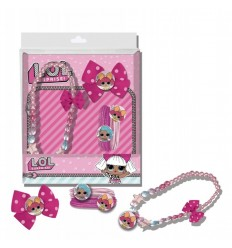 LoL Surprise - Set haar-accessoires S-B98366 - Futurartshop.com