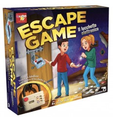 Game escape game the lock electronic 21191995 Rocco Giocattoli- Futurartshop.com