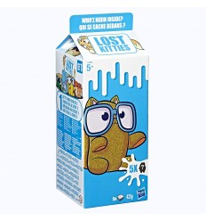 Lost kitties - Package a Liter of Milk with 5 Kittens E4458EU40 Hasbro- Futurartshop.com