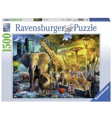 Головоломки портала 1500 штук 16362 Ravensburger- Futurartshop.com
