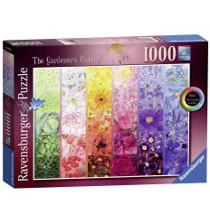 Головоломка gardener's palette-1000 штук 19800 Ravensburger- Futurartshop.com