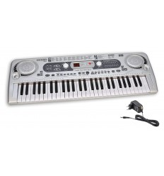 Tastiera digitale con lettore mp3 54 tasti BIM165415 Bontempi-Futurartshop.com