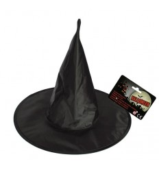 Chapeau de sorcière noir OUT98/2056 Out of The Blue- Futurartshop.com