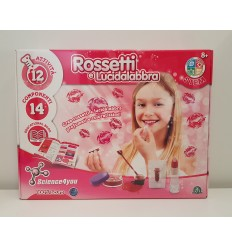 Science4you rossetti e lucidalabbra CEN01000 Giochi Preziosi-Futurartshop.com