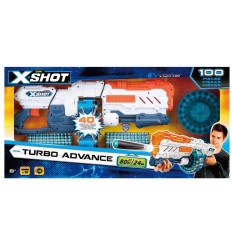 X-shot excel turbo advance 96 dardi GG-46023 Grandi giochi-Futurartshop.com