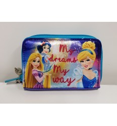 Geldbeutel wallet-disney princess my dreams 3B9031804-009 Seven- Futurartshop.com