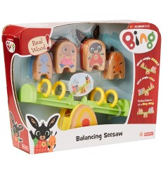 Bing - Game rocking out with the characters in the wood DYN67 Mattel- Futurartshop.com