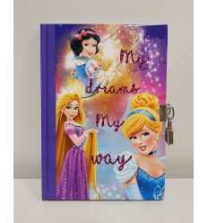 Diario segreto disney princess my dreams 9B9001801-009 Seven-Futurartshop.com