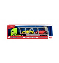 Dicke toys car transporter with 2 cars 203747005 Simba Toys- Futurartshop.com