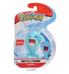 Pokemon battle figure personaggio wobbuffet PKE00000/5 Giochi Preziosi-Futurartshop.com