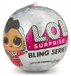 Lol Surprise - Bling Serii LLU40000 Giochi Preziosi- Futurartshop.com