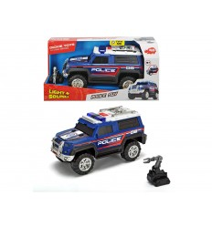 Dickie toys SUV police with lights and sounds 203306008 Simba Toys- Futurartshop.com