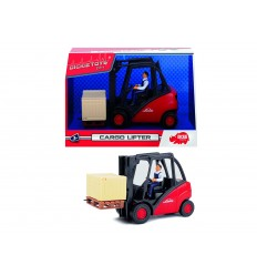 Forklift truck 19 inches 203742005 Simba Toys- Futurartshop.com