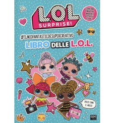 LoL Surprise - Il mio fantastico e Supercreativo libro BIM93873 -Futurartshop.com