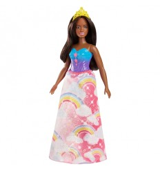 Barbie Dreamtopia Princess Brunette FJC94/FJC98 Mattel- Futurartshop.com