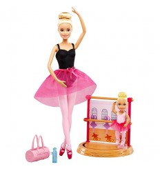 Barbie instructor of dance DVG13/DXC93 Mattel- Futurartshop.com