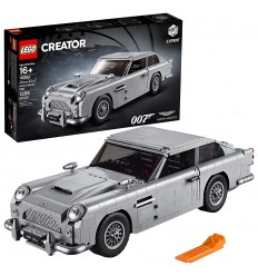 Lego 10262 james bond aston martin DB5 10262 Lego- Futurartshop.com