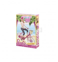 Barbie bike accessories BDF35 Mattel- Futurartshop.com