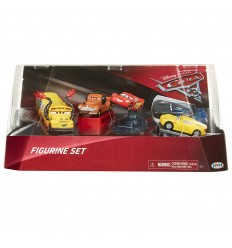 Cars 3 - Set 5 characters from the collection TOY71577 Jakks Pacific- Futurartshop.com