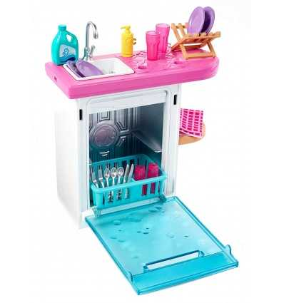Barbie Furniture From Inside The Dishwasher Mattel Futurartshop