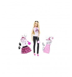 Mode Barbie BFW21 Mattel- Futurartshop.com
