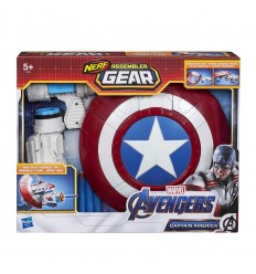 Marvel Avengers - Assembler Gear Shield Captain America E3347EU40 Hasbro- Futurartshop.com