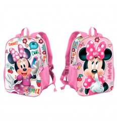 Mochila de Minnie kindergarten reversible KAR39391 Karactermania- Futurartshop.com