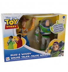 Toy story - Radio Woody i Buzz 140400 IMC Toys- Futurartshop.com