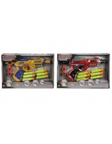 X-Power Speed Blaster with 6 darts