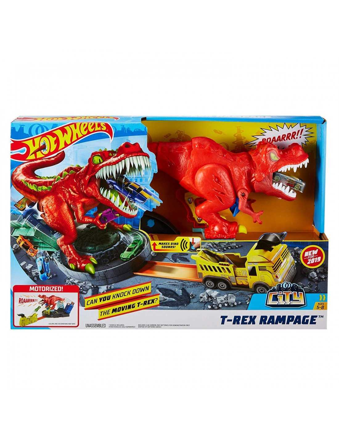 T-Rex Snack Pack 8