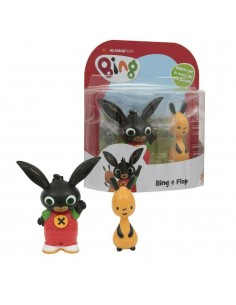 Bing - a Pair of characters Bing and Flop BNG10000/2 Giochi Preziosi- Futurartshop.com