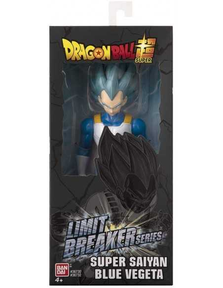 Dragon Ball Character Blue Vegeta 36730/36732 Rocco Giocattoli- Futurartshop.com