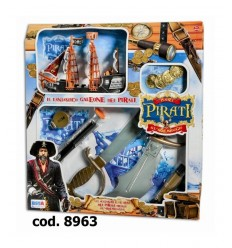 Play set arrembaggio Pirati 8963 Astoys-Futurartshop.com