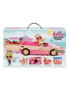 LoL Surprise Car-Pool Coupe LOL50944310 Giochi Preziosi- Futurartshop.com