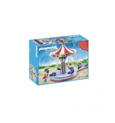 Giostra Volante con Luci Colorate 5548 Playmobil-Futurartshop.com
