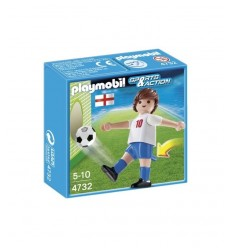 Football Angleterre 4732 Playmobil- Futurartshop.com