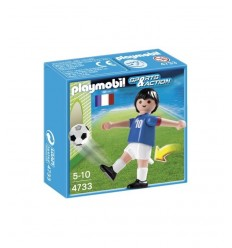 France Football 4733 Playmobil- Futurartshop.com