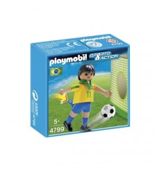 Football Brésil 4799 Playmobil- Futurartshop.com
