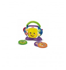 Fisher Price Il lettore CD P2674 P2674 Mattel-Futurartshop.com
