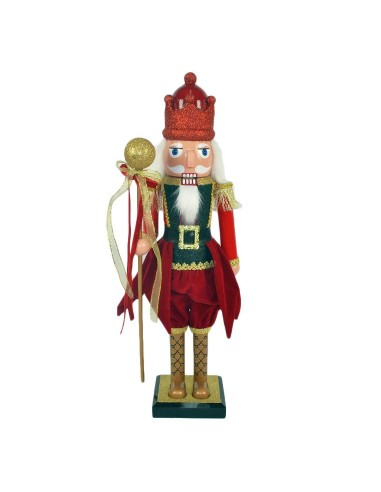 Soldier Nutcracker red 80 cm DUE00899 Futurart- Futurartshop.com