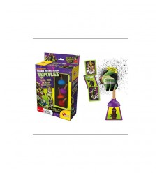 Carte jeu Ninja Turtles 44276 Lisciani- Futurartshop.com