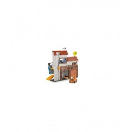 Fisher Price W8580 - Playset Di Cricchetto Cars 2 W8580 Mattel-Futurartshop.com