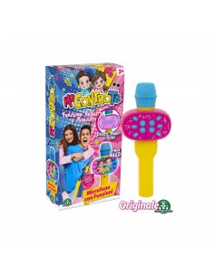 Me Against You - Microphone functions MEC05000 Giochi Preziosi- Futurartshop.com