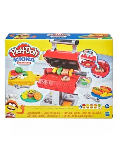 Play-Doh Barbacoa F0652L0 Hasbro- Futurartshop.com