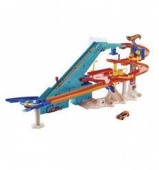 Hot Wheels Mega garaje motorizado BML04 Mattel- Futurartshop.com