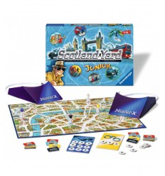 Jeu de Scotland Yard Junior 22289 Ravensburger- Futurartshop.com