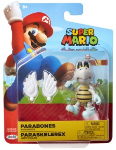 Super Mario - Character Parabones with wings JAK72634 Jakks Pacific- Futurartshop.com