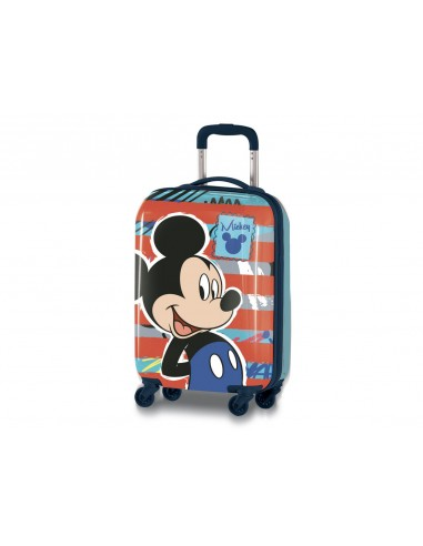 Disney Mickey Mouse Trolley travel hard 4 wheels CORD97771 Coriex- Futurartshop.com